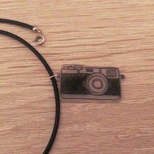 Camera-pendant